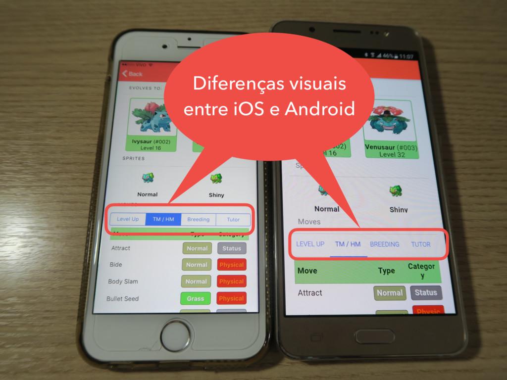 Apps instalados: arquivos .ipa e .apk Diferença...