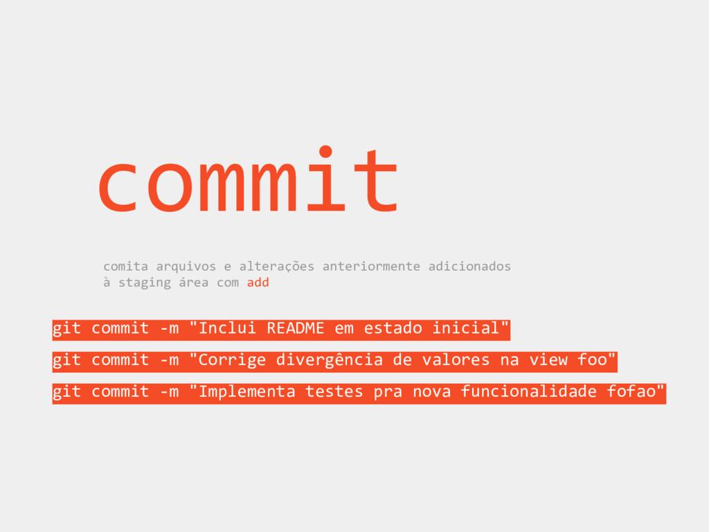 commit comita arquivos e alterações anteriormen...