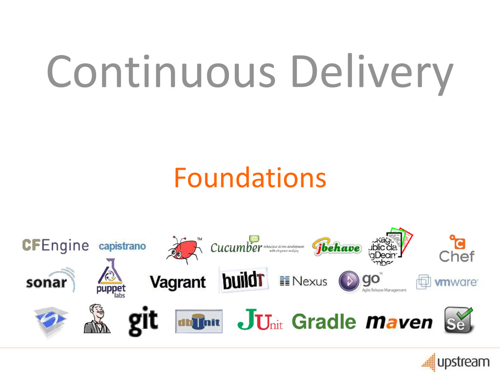 Continuous Delivery Foundations