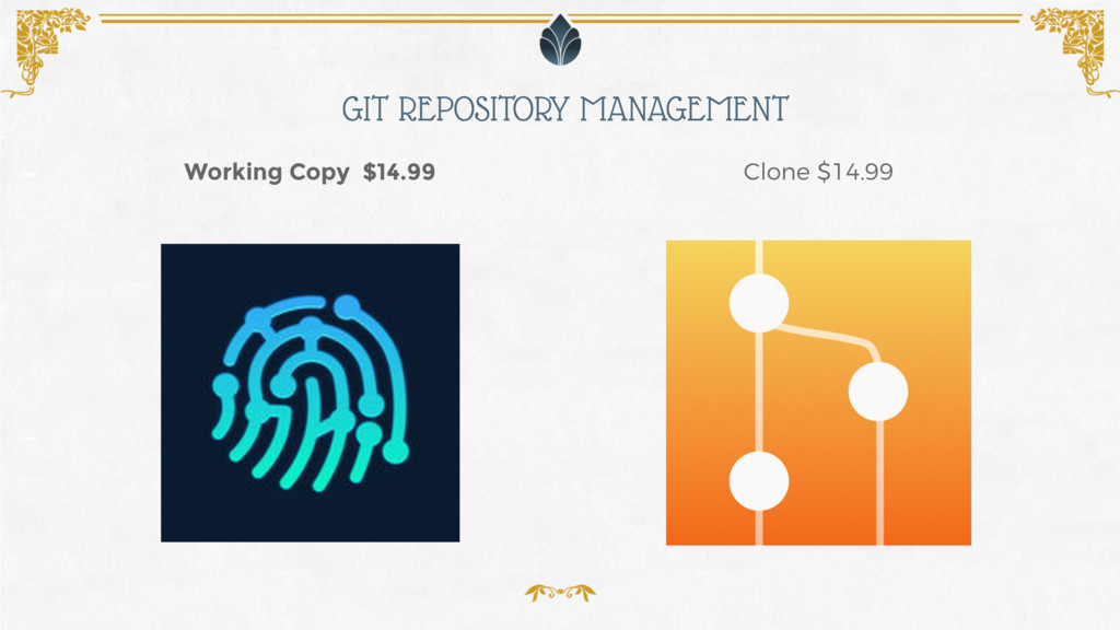 GIT REPOSITORY MANAGEMENT Clone $14.99 Working ...