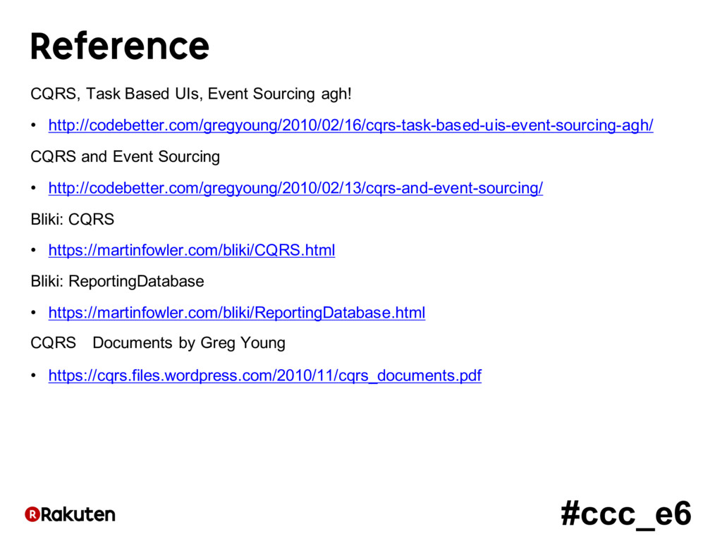#ccc_e6 Reference CQRS, Task Based UIs, Event S...
