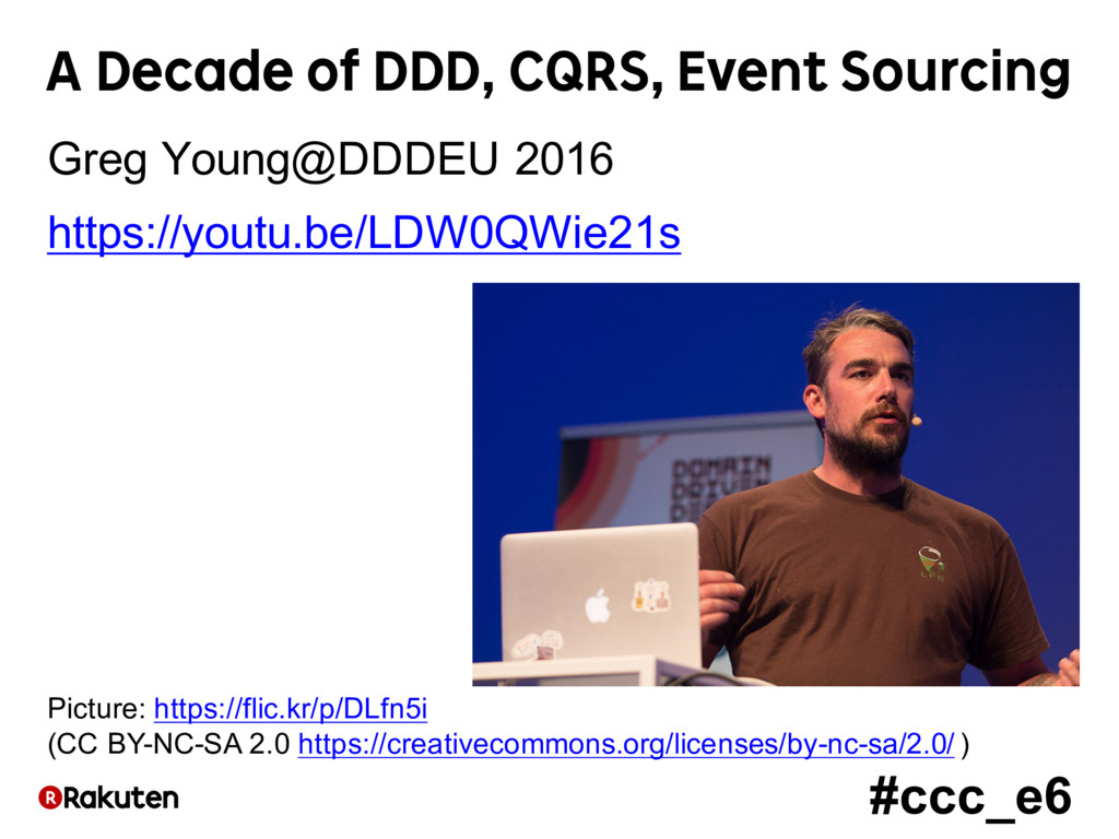 #ccc_e6 A Decade of DDD, CQRS, Event Sourcing G...