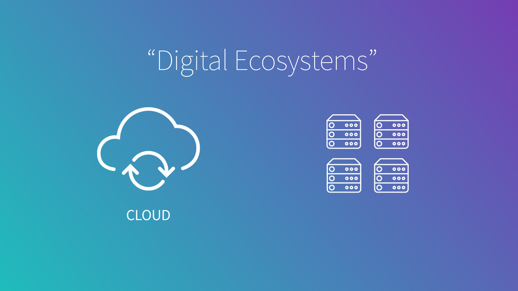"CLOUD ""Digital Ecosystems"""