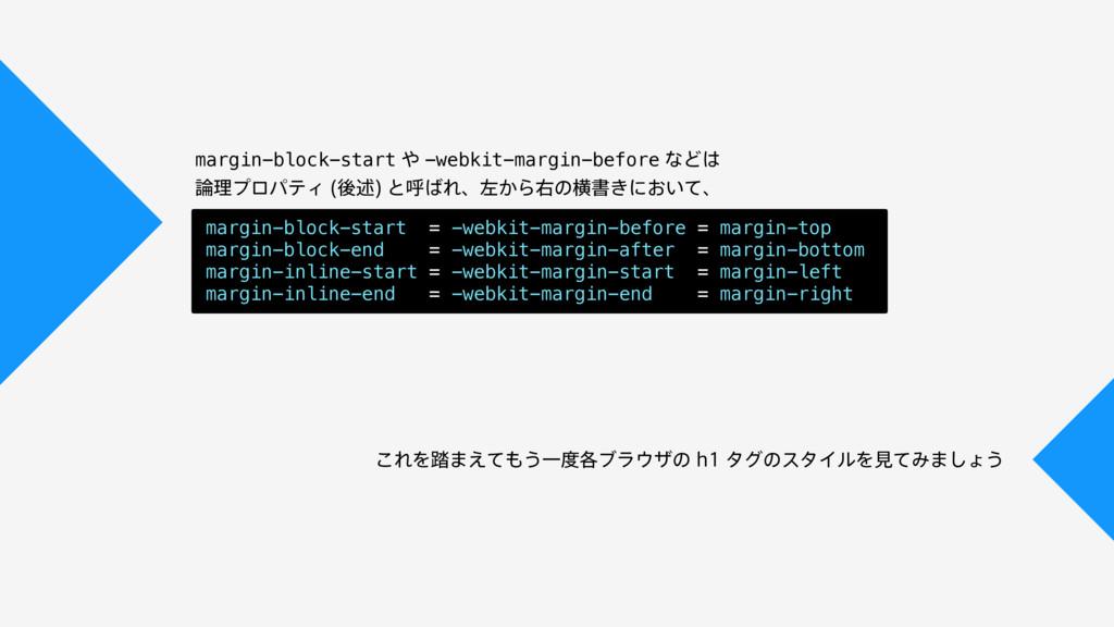 margin-block-start = -webkit-margin-before = ma...