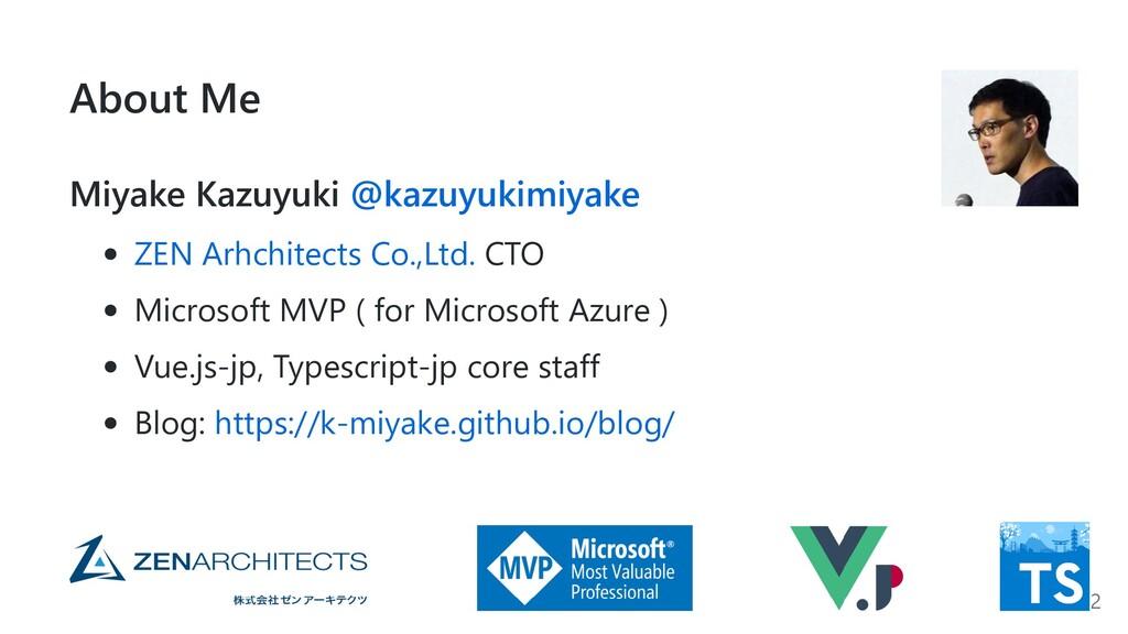 About Me Miyake Kazuyuki @kazuyukimiyake ZEN Ar...