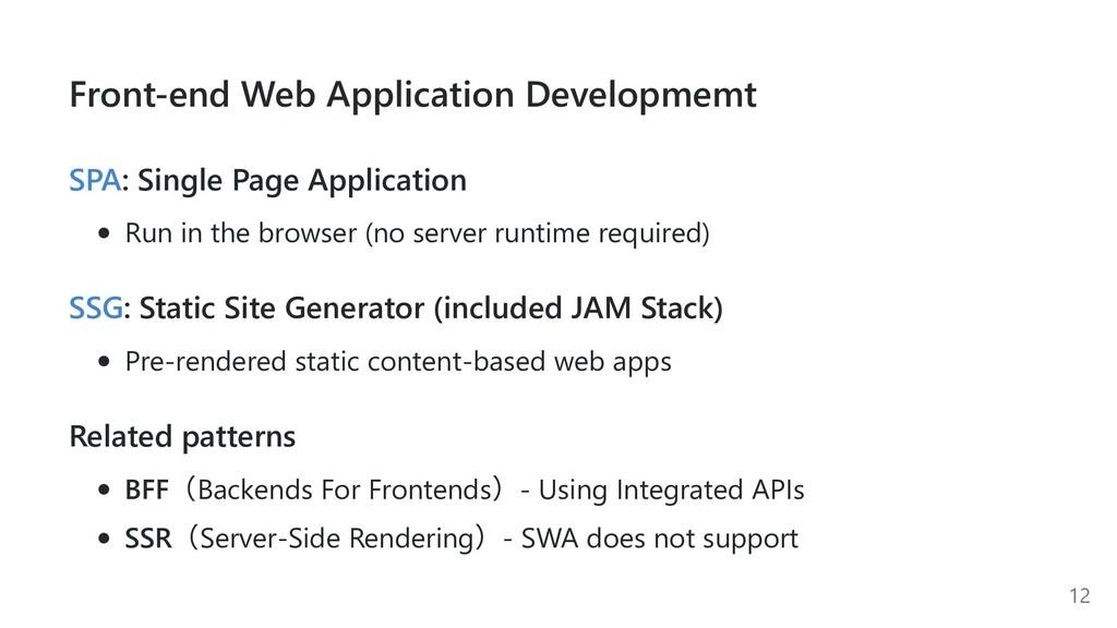 Front-end Web Application Developmemt SPA: Sing...