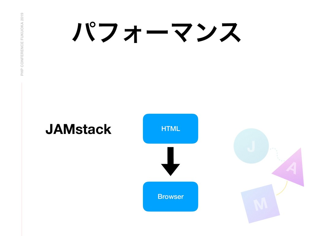 ύϑΥʔϚϯε Browser HTML JAMstack