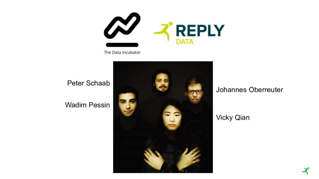 Vicky Qian Peter Schaab Wadim Pessin Johannes O...