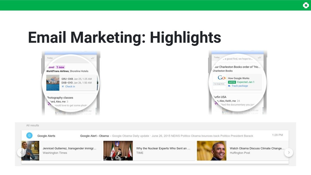 Email Marketing: Highlights