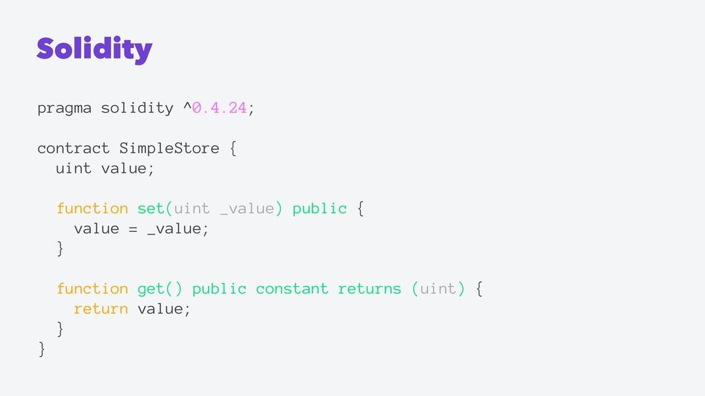 Solidity pragma solidity ^0.4.24; contract Simp...