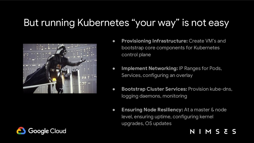 ● Provisioning Infrastructure: Create VM's and ...