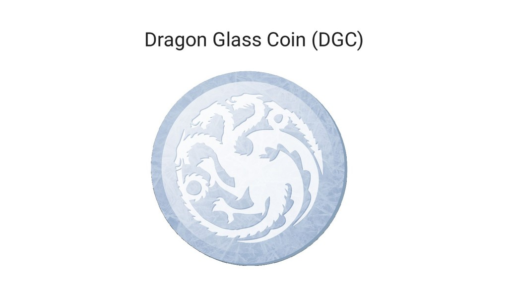 Dragon Glass Coin (DGC)