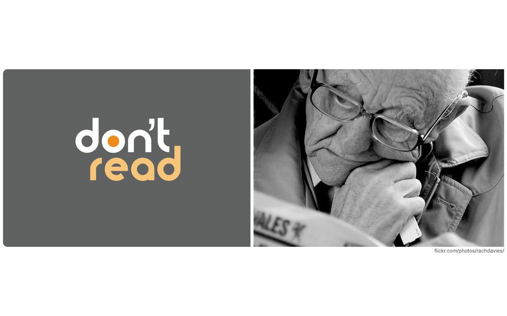 don't read flickr.com/photos/rachdavies/