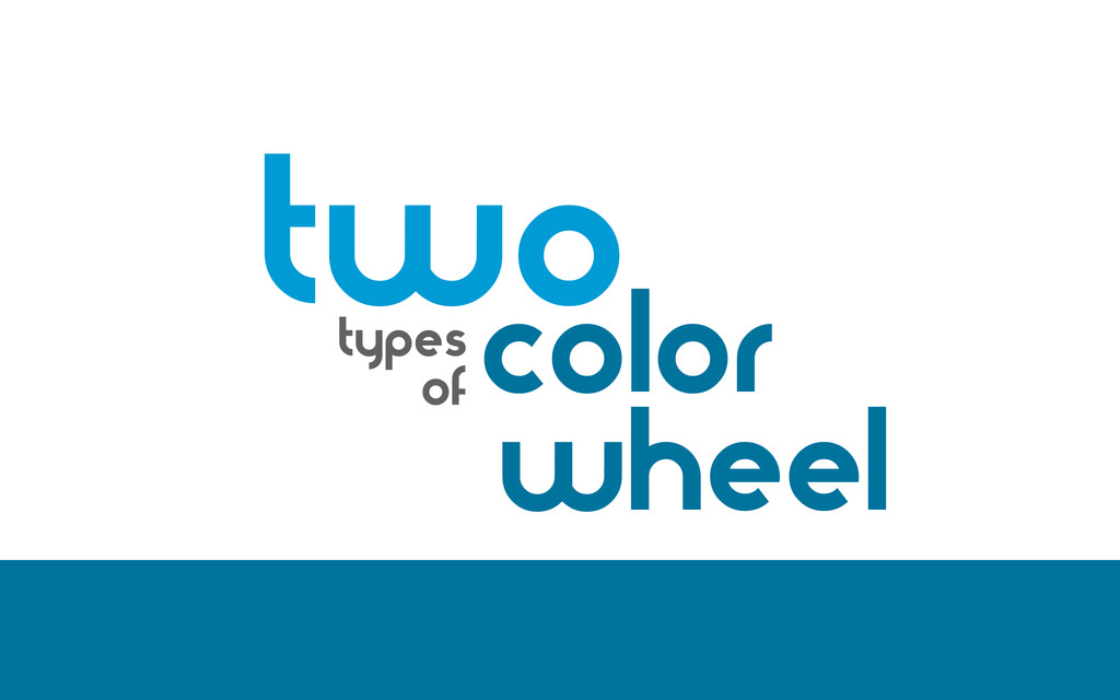 two types of color wheel