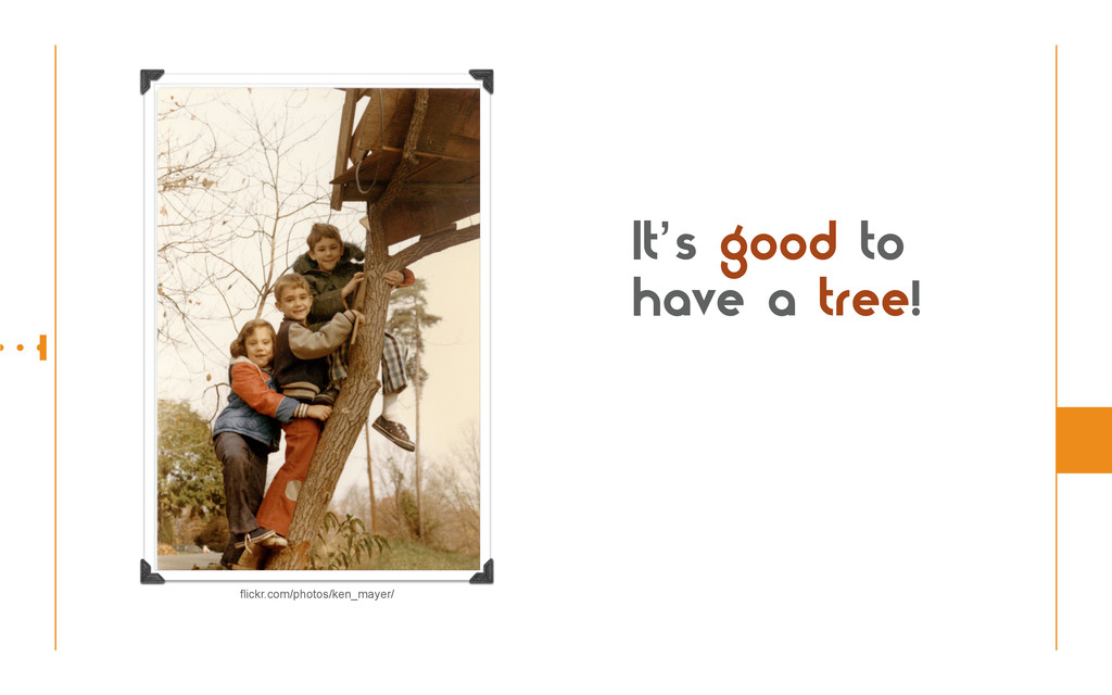 It's good to have a tree! flickr.com/photos/ken...