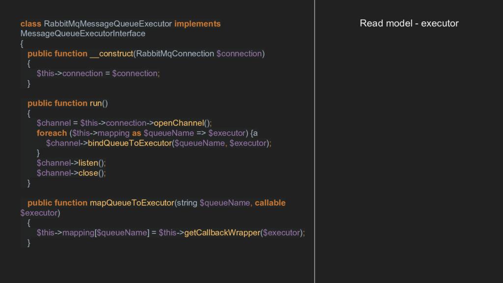 class RabbitMqMessageQueueExecutor implements M...