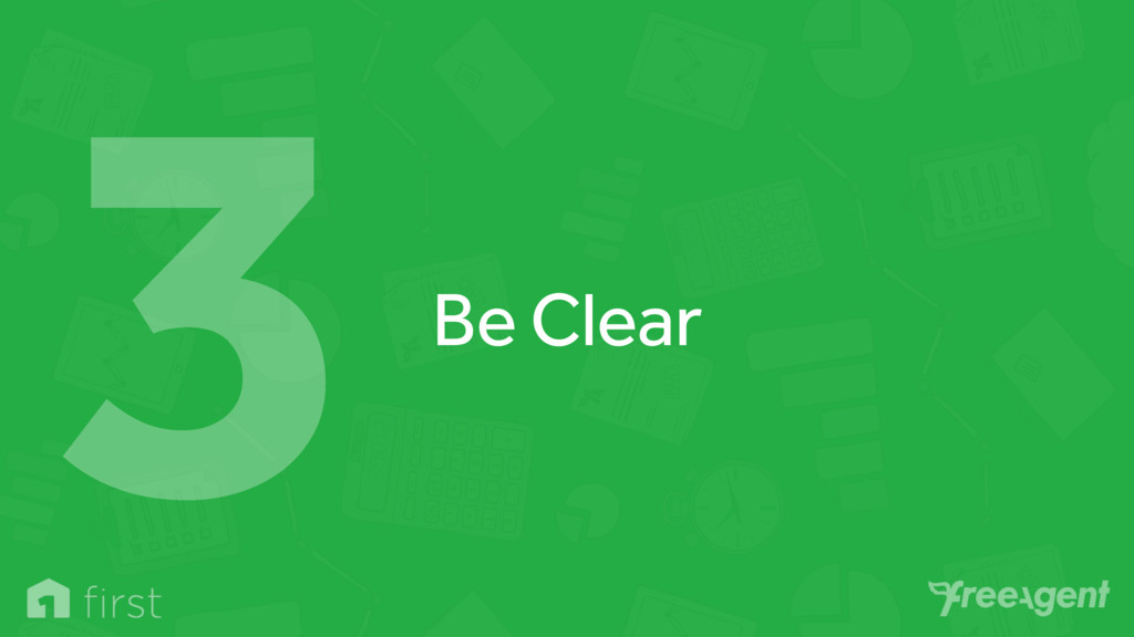 Be Clear 3