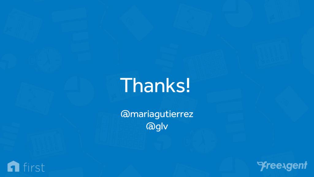 Thanks! @mariagutierrez @glv