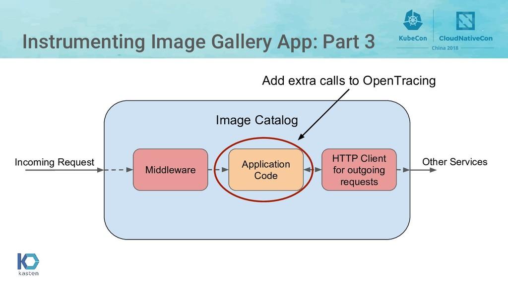 Instrumenting Image Gallery App: Part 3 Image C...
