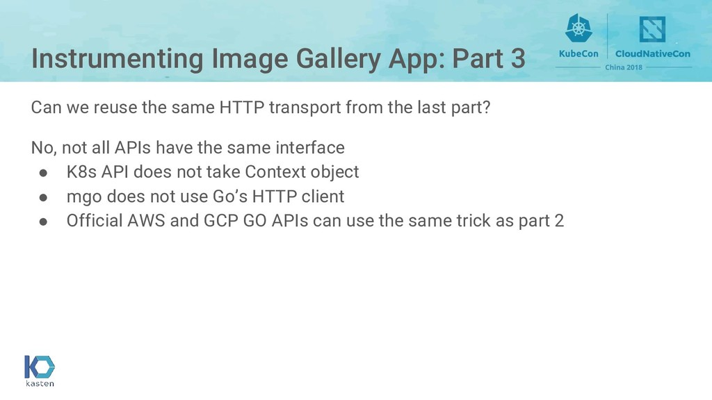 Instrumenting Image Gallery App: Part 3 Can we ...