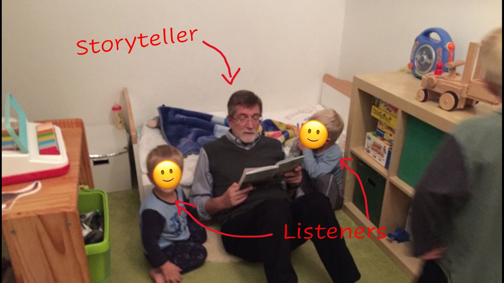 """@hschwentner """"The salesperson passes on the con..."""