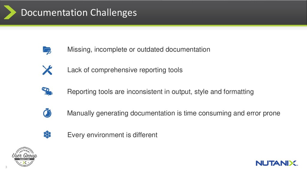 3 Documentation Challenges Missing, incomplete ...