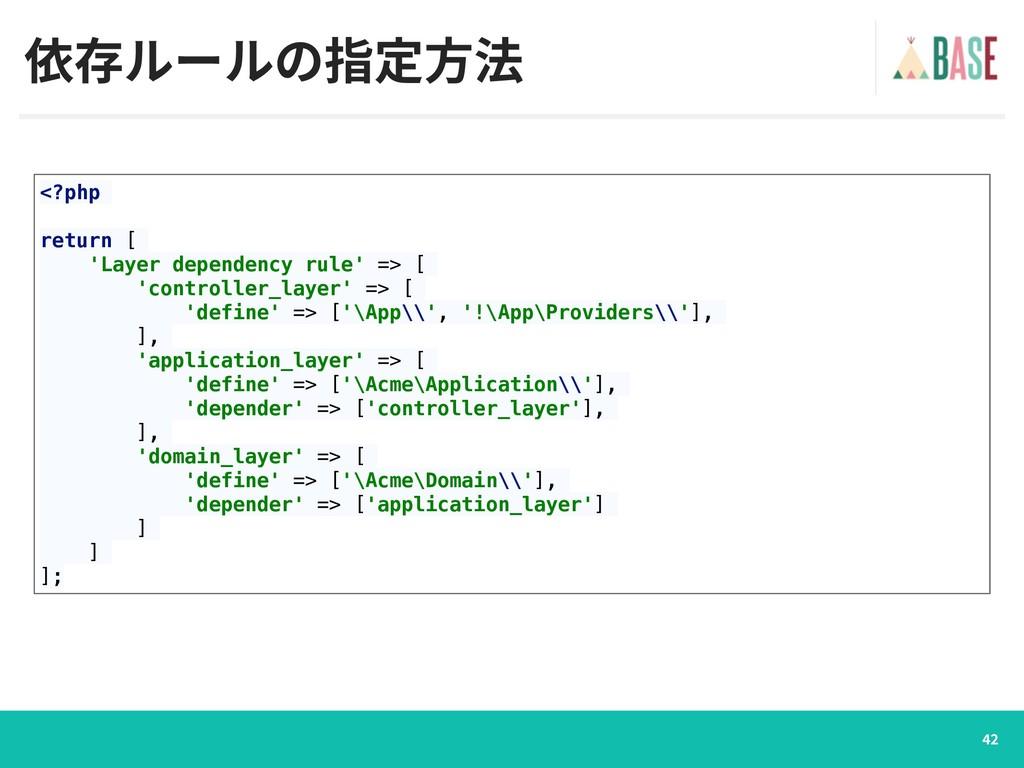 ❣㰆ٜ٭ٜס䧗㲊亠嫎  <?php return [ 'Layer dependency ...