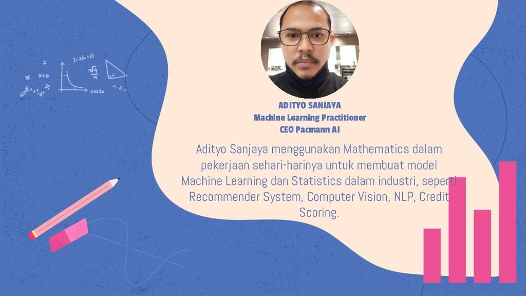 ADITYO SANJAYA Machine Learning Practitioner CE...