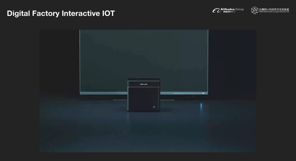 Digital Factory Interactive IOT