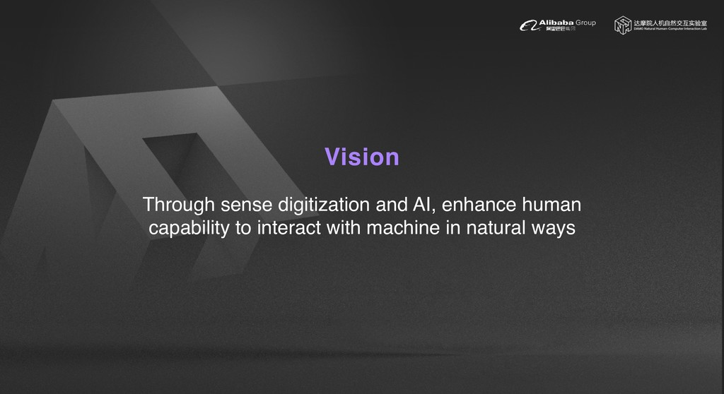 Vision Through sense digitization and AI, enhan...