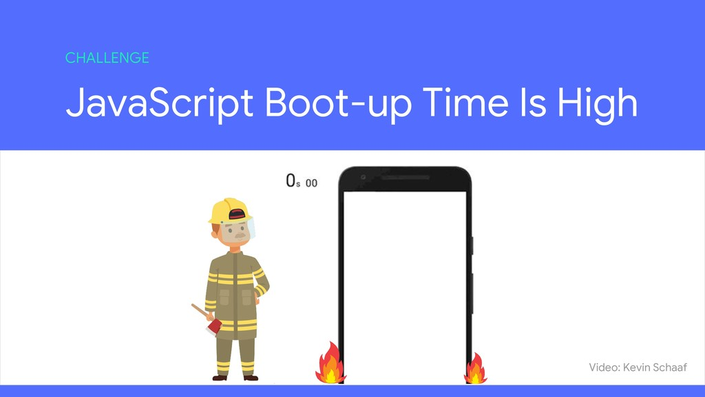 JavaScript Boot-up Time Is High CHALLENGE Video...
