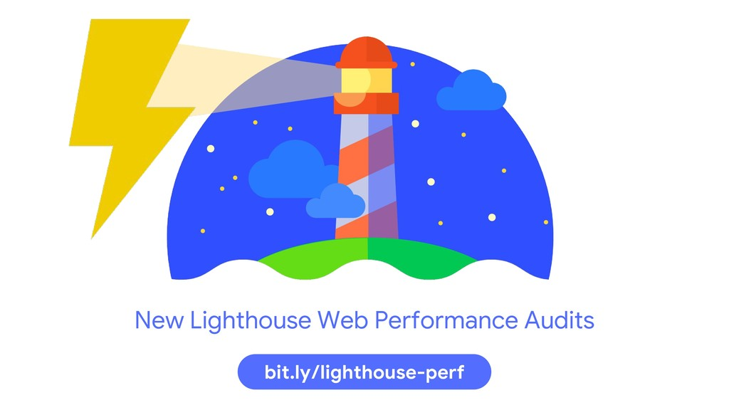 New Lighthouse Web Performance Audits bit.ly/li...