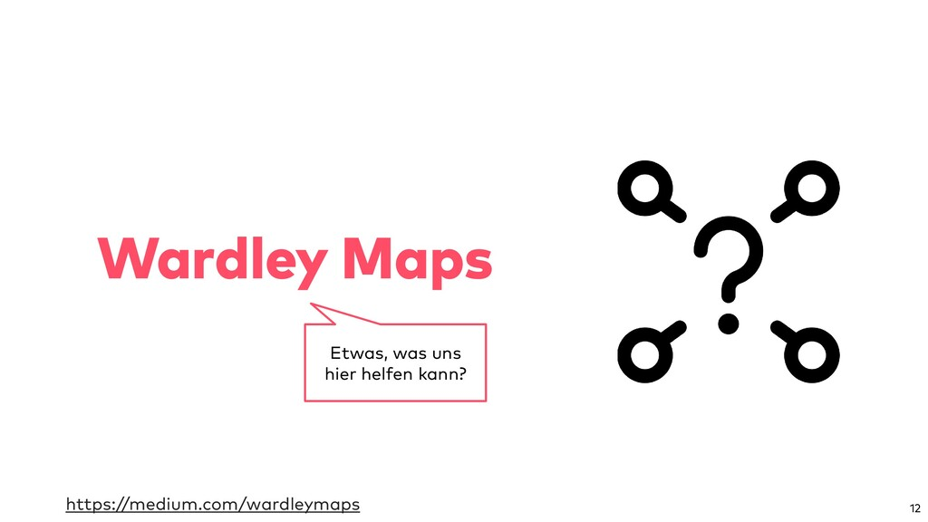 Wardley Maps 12 https://medium.com/wardleymaps ...