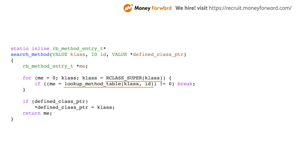static inline rb_method_entry_t* search_method(...
