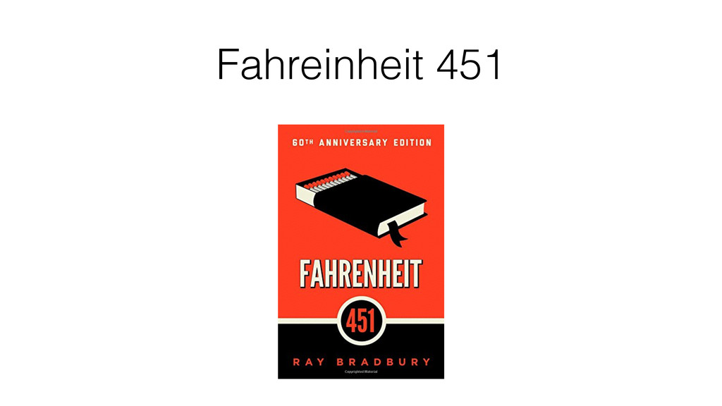 Fahreinheit 451