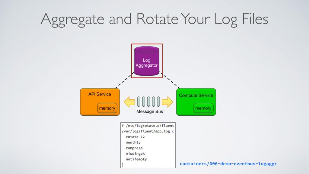 Aggregate and Rotate Your Log Files Log Aggrega...