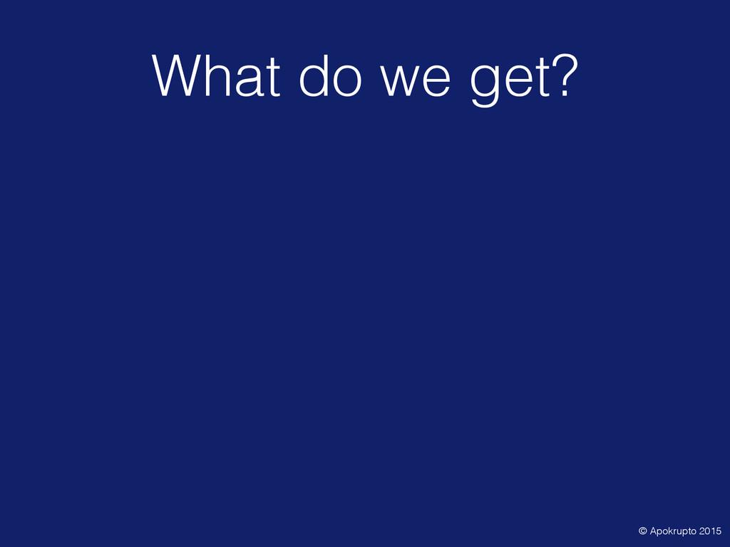 What do we get? • MySlidingInAndOutBackgroundAn...