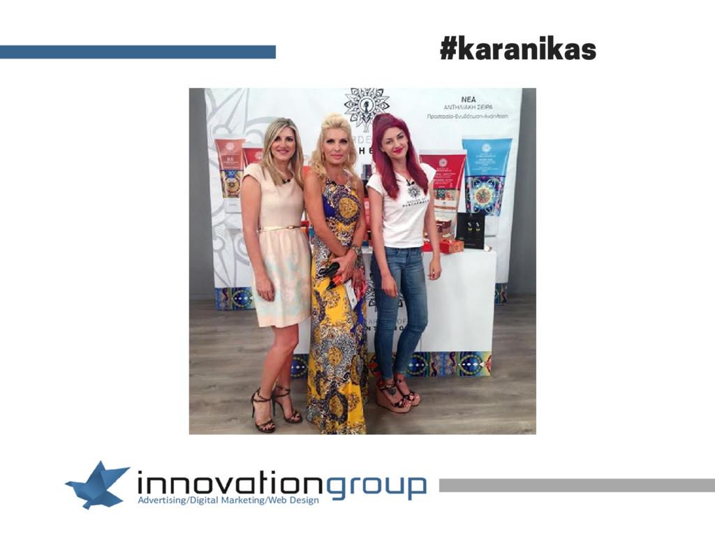 #karanikas