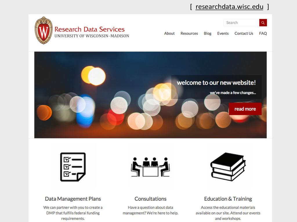[  researchdata.wisc.edu  ]