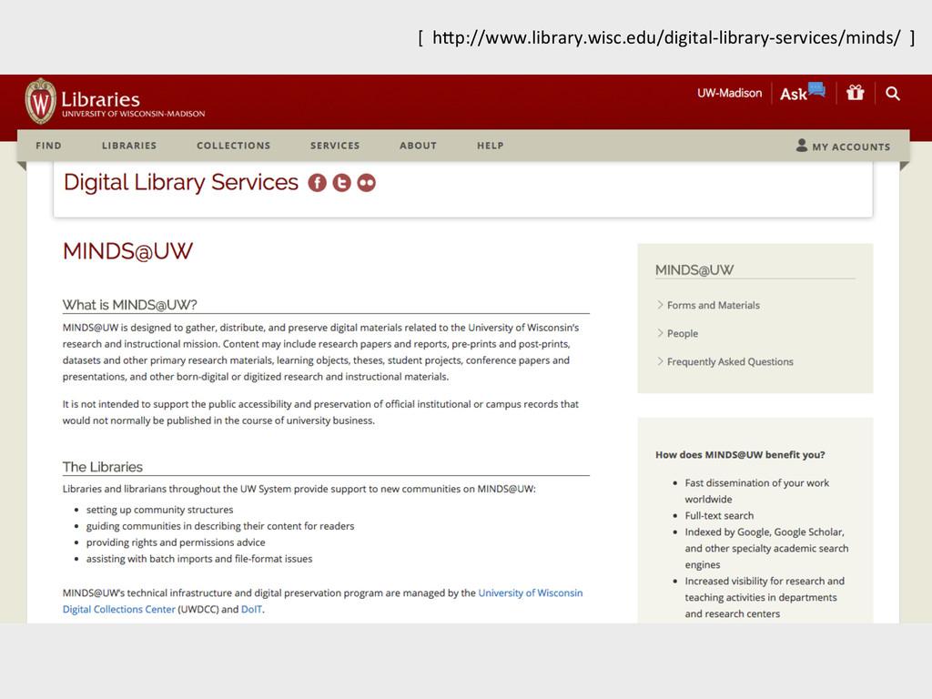 [  h>p://www.library.wisc.edu/digital-‐l...