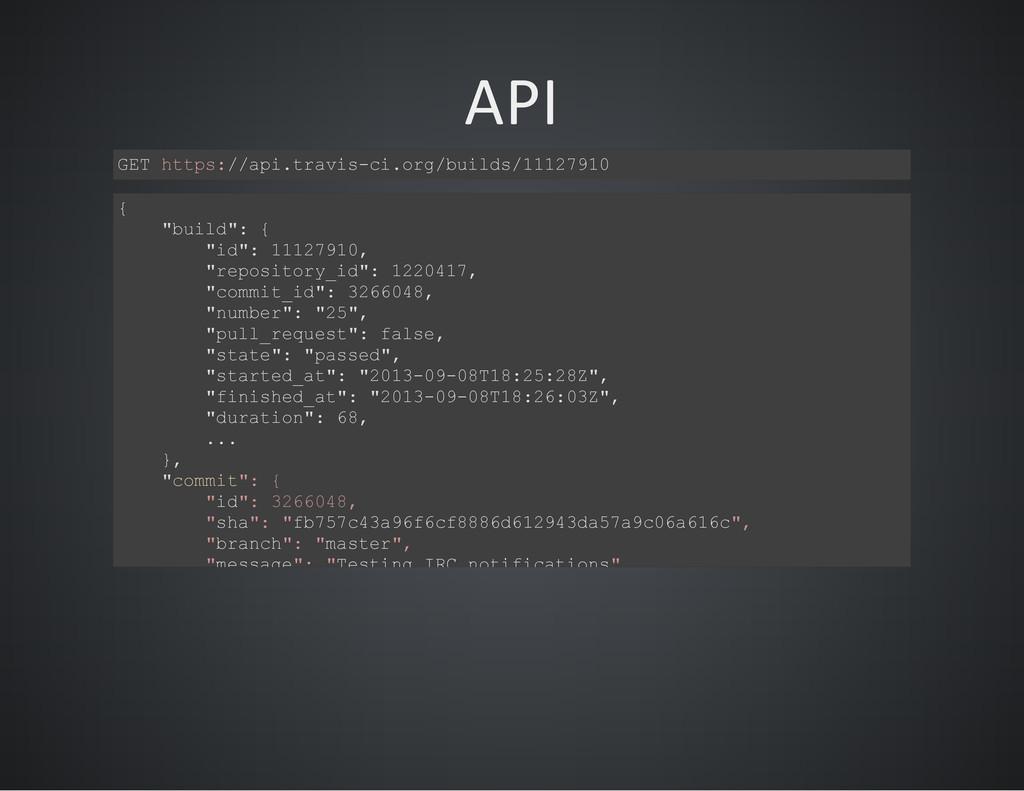 API G E T h t t p s : / / a p i . t r a v i s -...