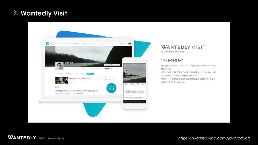 ©2018 Wantedly, Inc. https://wantedlyinc.com/ja...