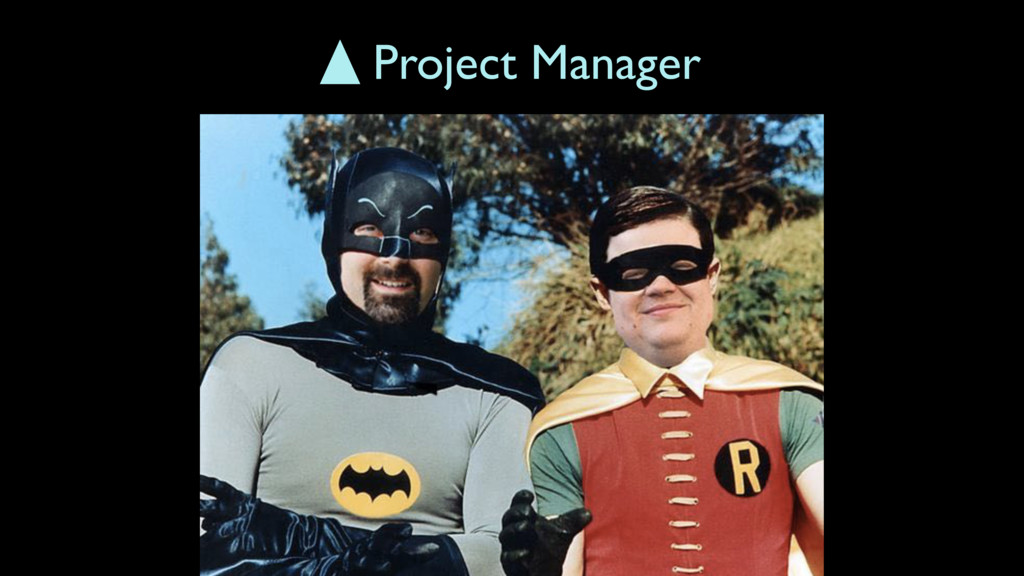 PM Buddy. Project Manager