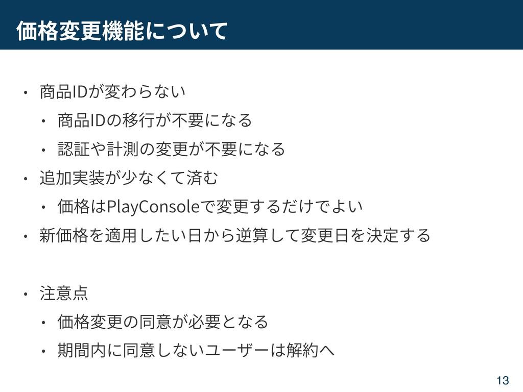 ID ID PlayConsole 13