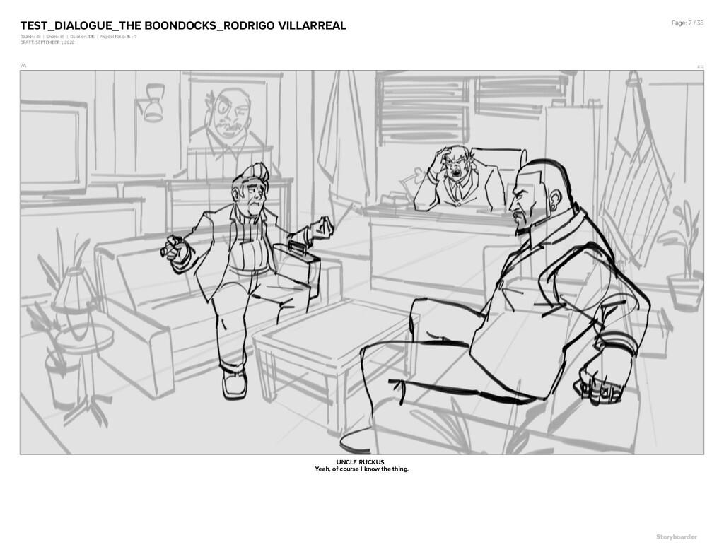 TEST_DIALOGUE_THE BOONDOCKS_RODRIGO VILLARREAL ...