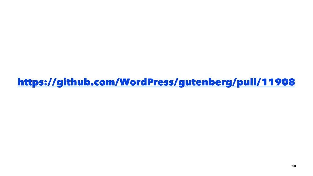 https://github.com/WordPress/gutenberg/pull/119...