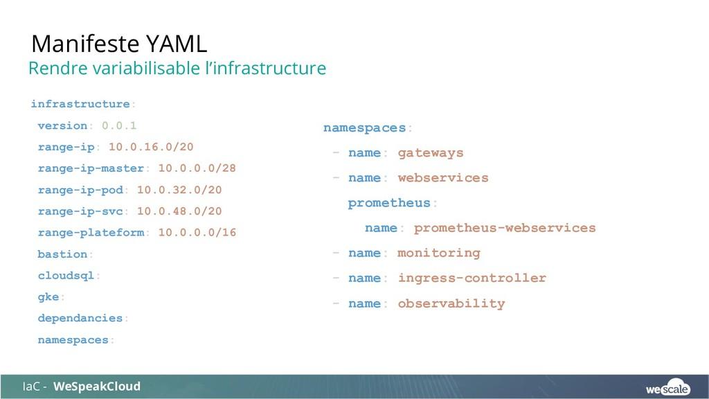 infrastructure: version: 0.0.1 range-ip: 10.0.1...