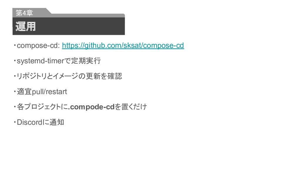 ・compose-cd: https://github.com/sksat/compose-c...