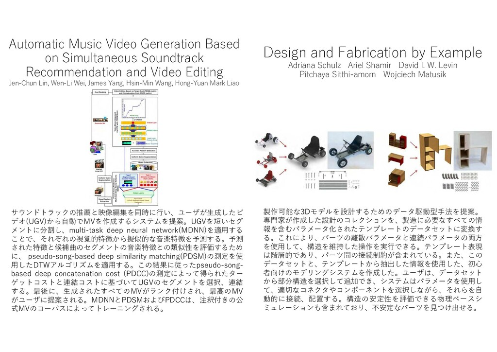 Automatic Music Video Generation Based on Simul...