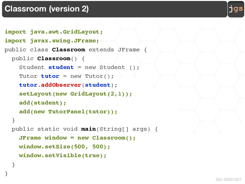 jgs 564 00001001 Classroom (version 2) import j...